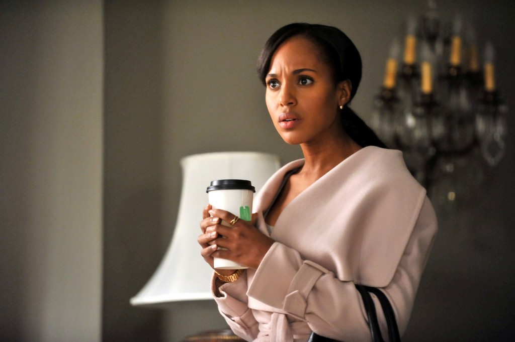 "SCANDAL - ""The Other Woman"" - When a public figure is caught in a compromising position, Olivia and her team must do some heavy lifting, literally, in order to clean up the mess. But Olivia is still dealing with the ramifications of the judge' class="